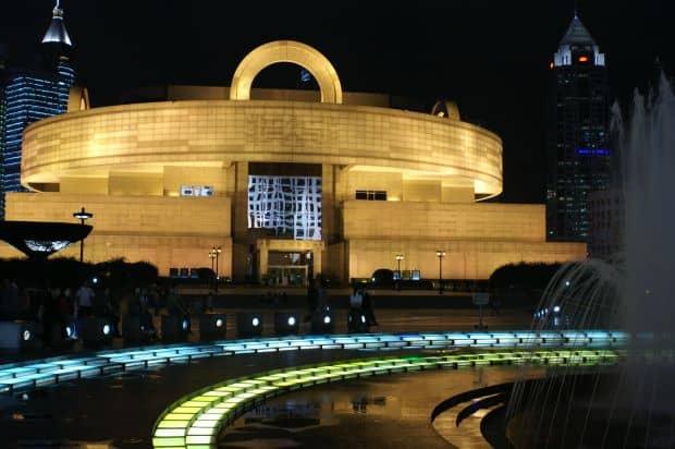 Shanghai, orasul superstar Shanghai Museum