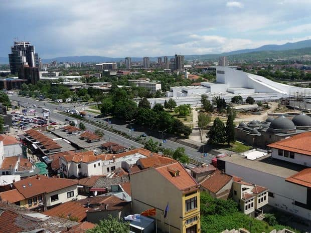 5 orase superbe, dar mai putin vizitate 5 orase superbe, dar mai putin vizitate Skopje