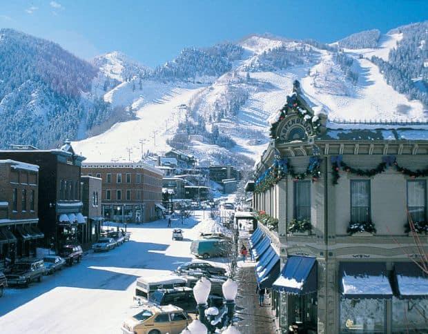 Cele mai exclusiviste statiuni de schi Cele mai exclusiviste statiuni de schi aspen