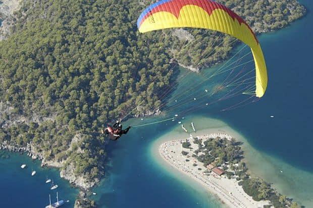 10 locuri perfecte pentru iubitorii de adrenalina babadag