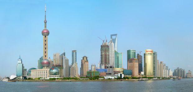 Shanghai, orasul superstar bund shanghai