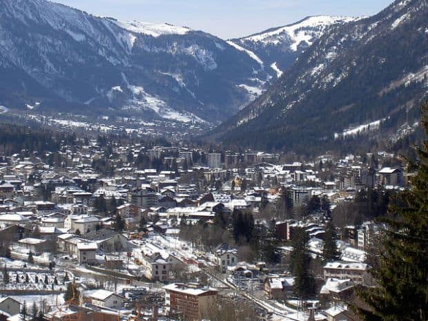 Cele mai exclusiviste statiuni de schi Cele mai exclusiviste statiuni de schi chamonix