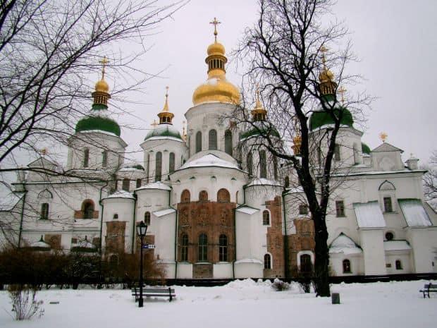 Kiev, orasul celor 1000 de cupole aurii Kiev, orasul celor 1000 de cupole aurii kiev sofia