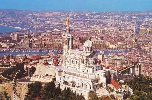 Mandria Marsiliei: Notre Dame de la Garde Mandria Marsiliei: Notre Dame de la Garde nd2
