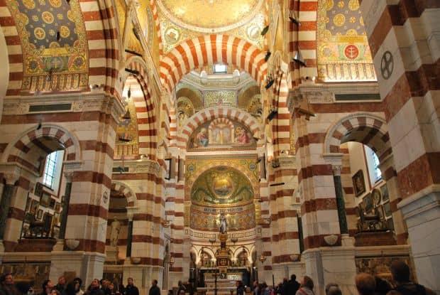 Mandria Marsiliei: Notre Dame de la Garde Mandria Marsiliei: Notre Dame de la Garde nd3