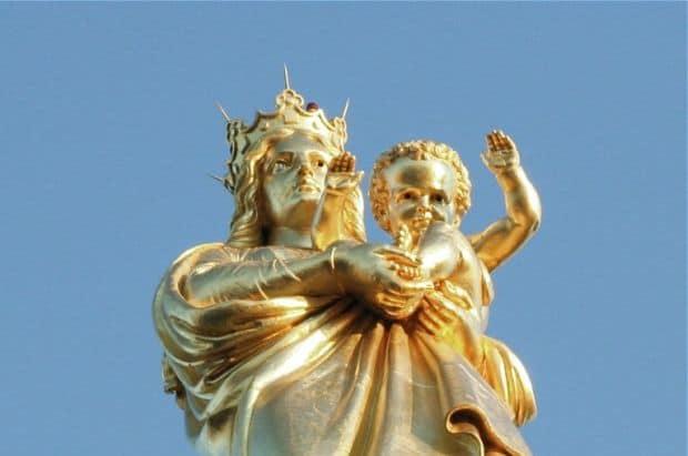 Mandria Marsiliei: Notre Dame de la Garde Mandria Marsiliei: Notre Dame de la Garde notre dame