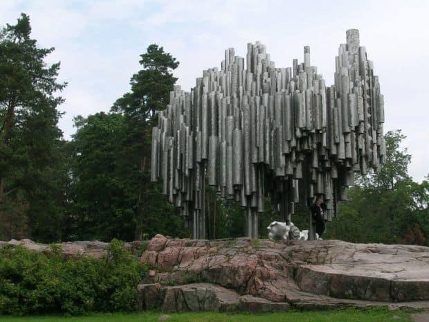 5 lucruri ce nu trebuie ratate in Helsinki 5 lucruri ce nu trebuie ratate in Helsinki sibelius