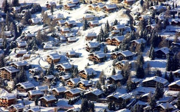Cele mai exclusiviste statiuni de schi Cele mai exclusiviste statiuni de schi verbier