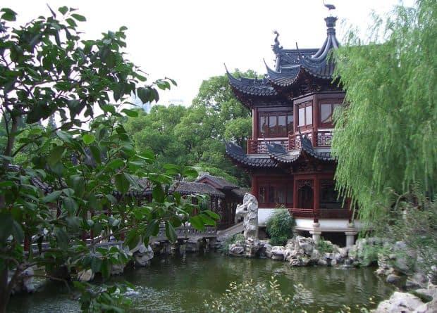 Shanghai, orasul superstar yu gardens
