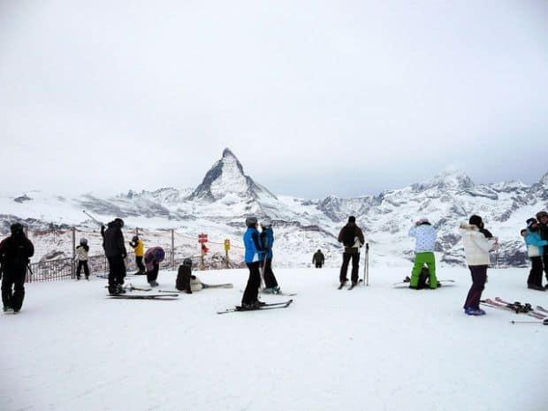 Cele mai exclusiviste statiuni de schi Cele mai exclusiviste statiuni de schi zermatt