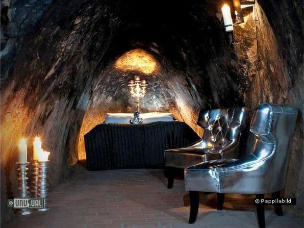 10 incredibile hoteluri subterane Sala Silvermine