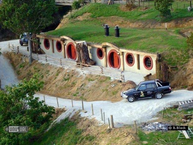 10 incredibile hoteluri subterane Woodlyn