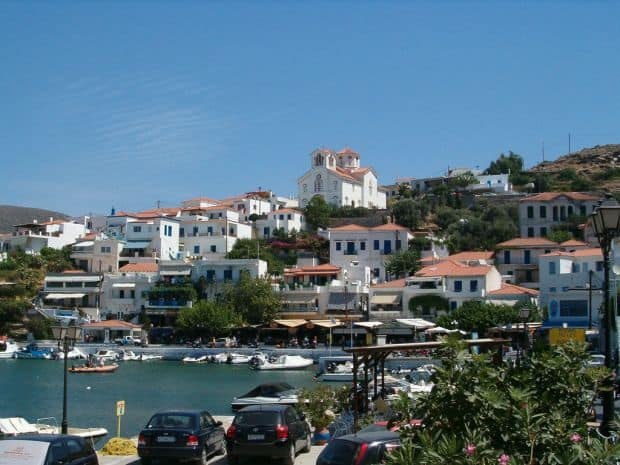 Insulele Greciei: Andros, soare si cultura andros