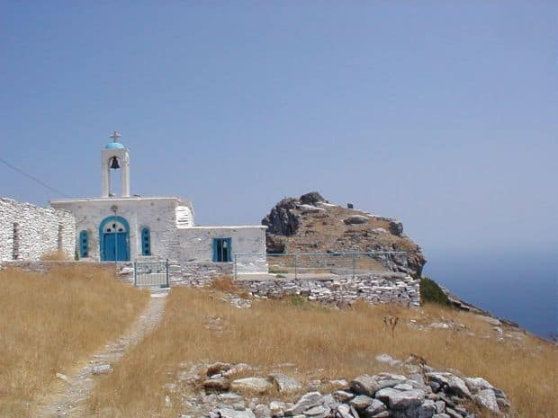 Insulele Greciei: Andros, soare si cultura andros2