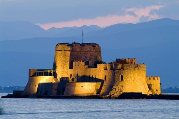skiathos Insulele grecesti: Skiathos - minighid turistic bourtzi