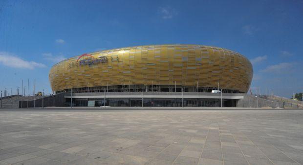 gdansk Uimitorul oras polonez Gdansk gdansk Arena