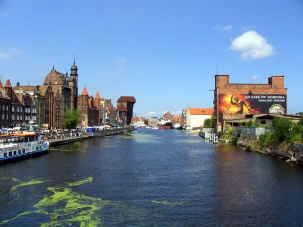 gdansk Uimitorul oras polonez Gdansk gdansk