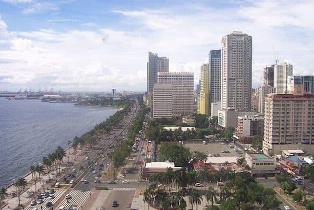 Cum sa petreci 24 de ore in Manila, Filipine roxas