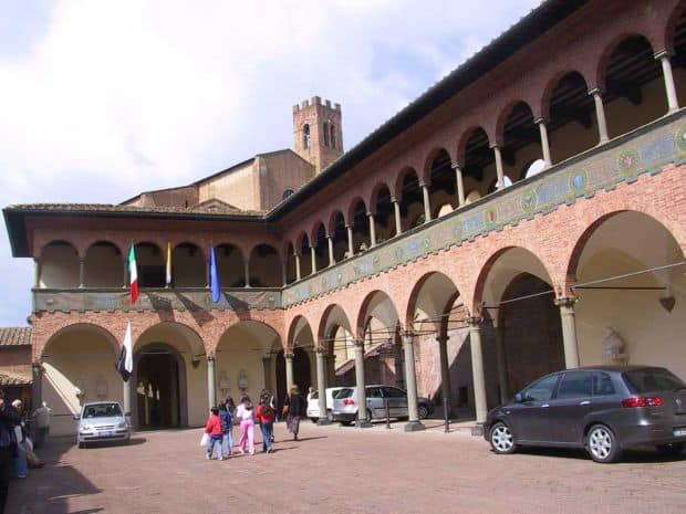 48 de ore in Siena, superbul oras toscan santa