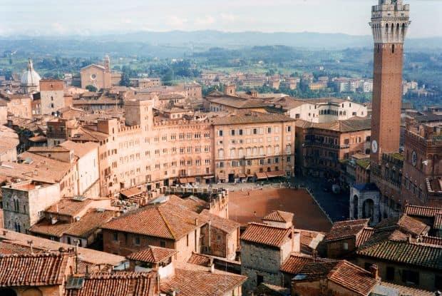 48 de ore in Siena, superbul oras toscan siena