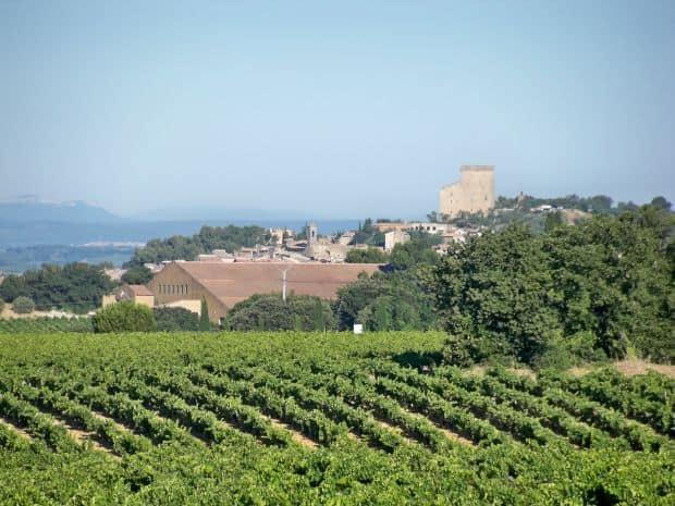 Fascinanta regiune Provence Ch teauneuf du Pape
