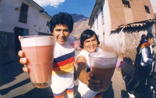 20 bauturi unice din intreaga lume (2) Chicha