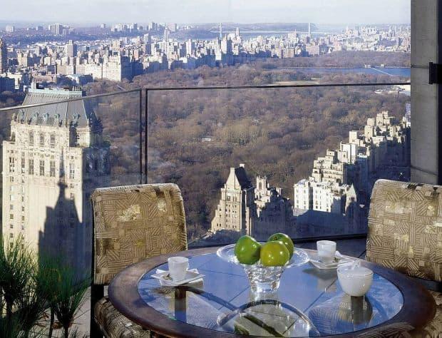 Cele mai scumpe camere de hotel din lume Four Seasons din New York