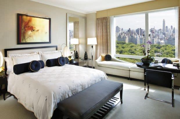 Cele mai scumpe camere de hotel din lume Mandarin Oriental New York