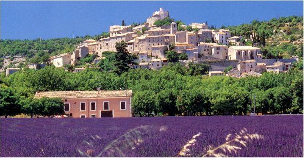 Fascinanta regiune Provence Provence