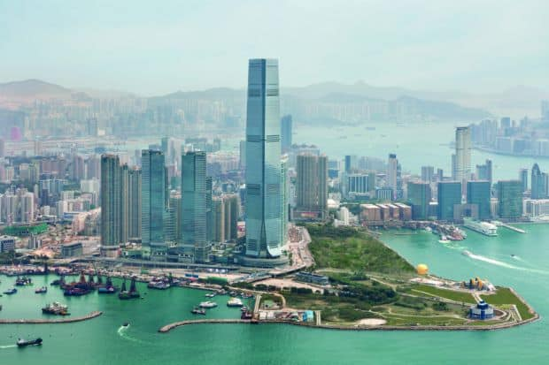 Cele mai scumpe camere de hotel din lume Ritz Carlton Hong Kong