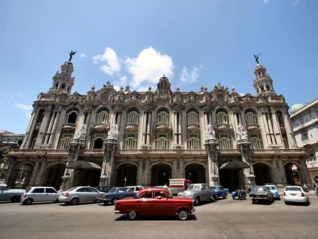 Havana - mini ghid turistic marele teatru