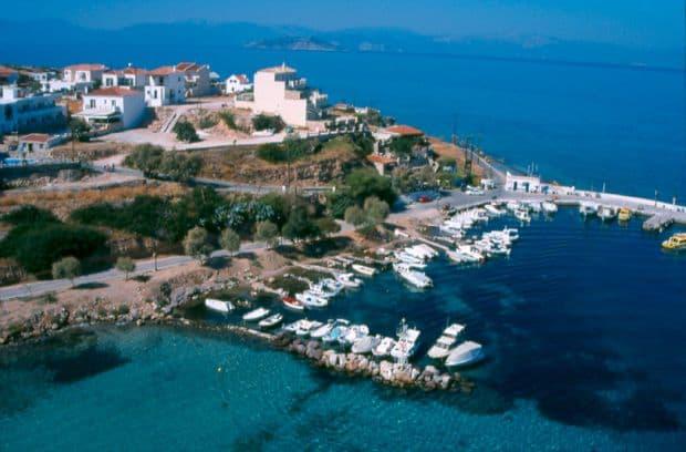 Insulele grecesti: Agistri agistri3