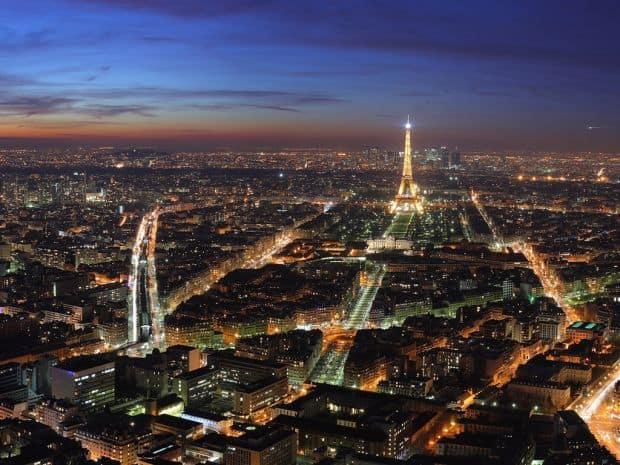 Topul celor mai vizitate tari din lume france 1