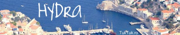 Insulele grecesti hydra