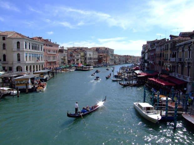 Topul celor mai vizitate tari din lume italia