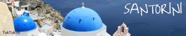 Insulele grecesti santorini