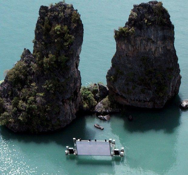 Uimitorul cinematograf plutitor de pe insula Yao Noi (Thailanda) yao noi 3