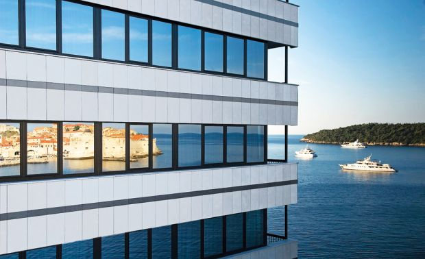 Hotelurile de lux ale Adriaticii - Dubrovnik (Croatia) Excelsior exterior
