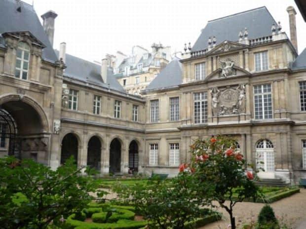 paris 10 atractii mai putin cunoscute in Paris carnavalet