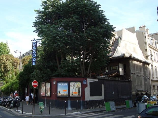 paris 10 atractii mai putin cunoscute in Paris la pagode