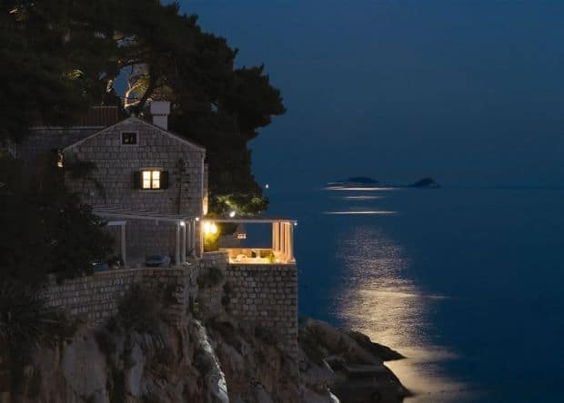 Hotelurile de lux ale Adriaticii - Dubrovnik (Croatia) villa agave2