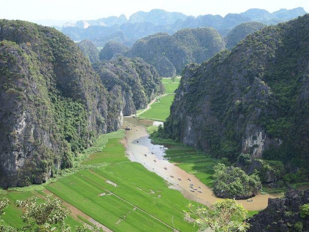 Vietnam 8 atractii turistice din Vietnam TamCoc2a