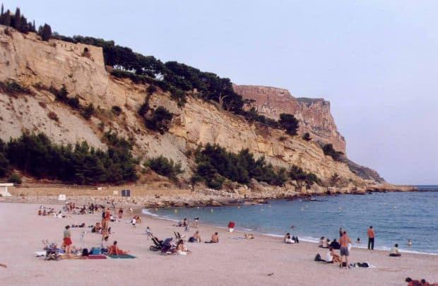 plaje romantice Cele mai romantice plaje mediteraneene cassis