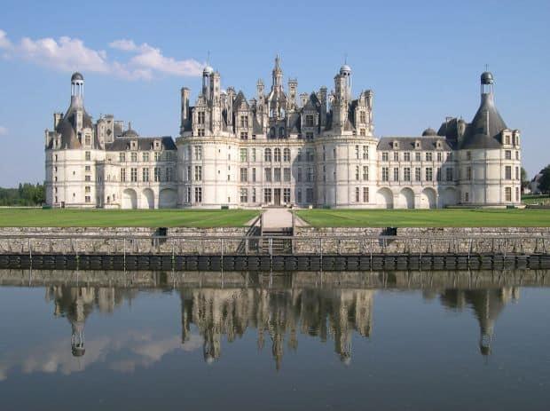 palate Cele mai frumoase palate din lume chambord