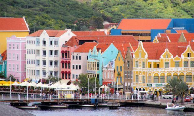 caraibe 8 orase fantastice din Caraibe curacao