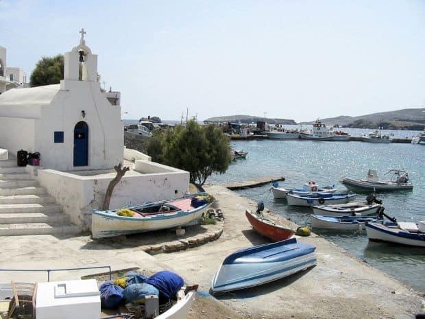folegandros Insulele grecesti: Folegandros, nestemata ascunsa ile folegandros