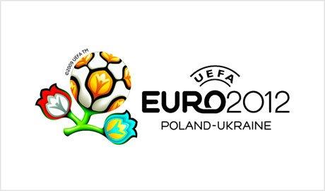 Polonia si Ucraina asteapta fanii la Euro 2012  logo euro 2012