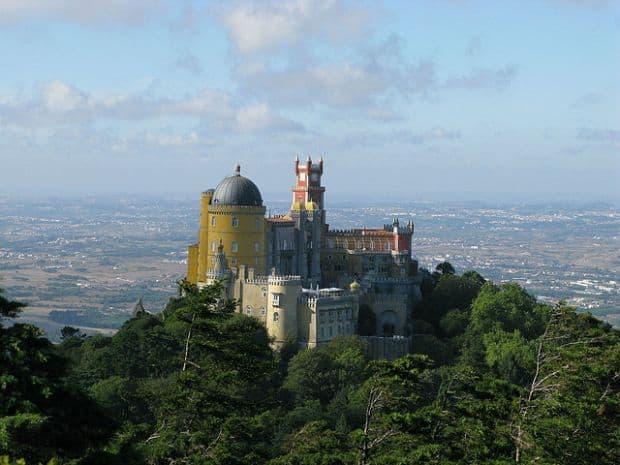 palate Cele mai frumoase palate din lume pena