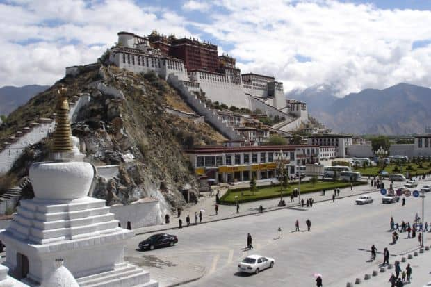 palate Cele mai frumoase palate din lume potala