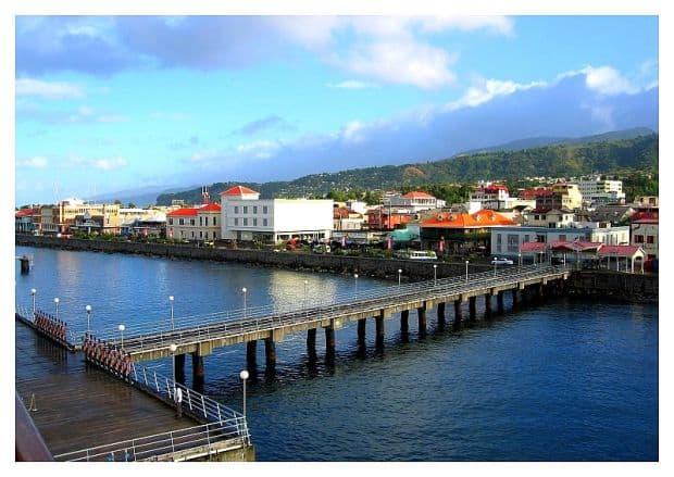 caraibe 8 orase fantastice din Caraibe roseau